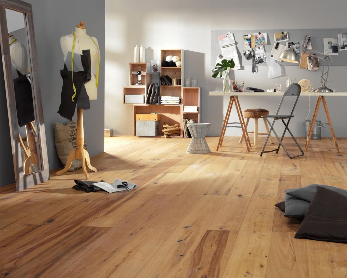 Kan ik vloerverwarming combineren met een laminaat vloer