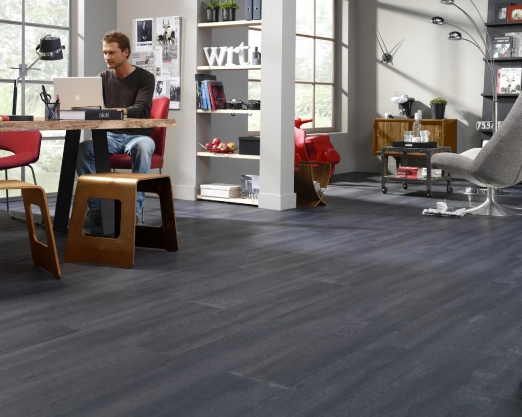 Duurzame kantoorvloeren
