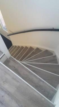 Wat kost een traprenovatie bij parketwinkel zevenaar for Wat kost een trap